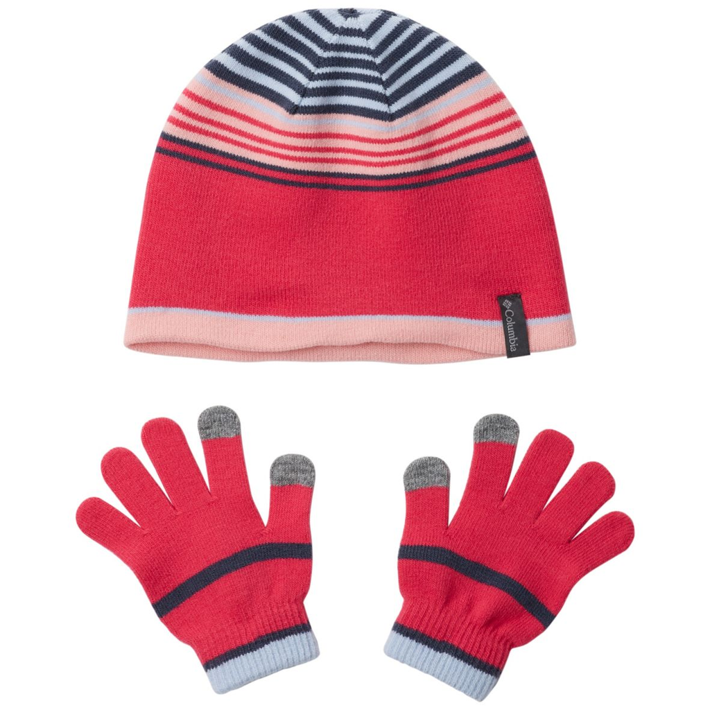 Columbia Youth Hat and Glove Set