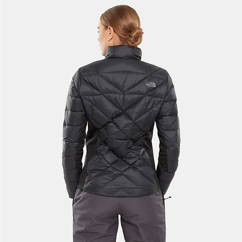 The North Face Womens Lucia Hybrid Down Jacket
