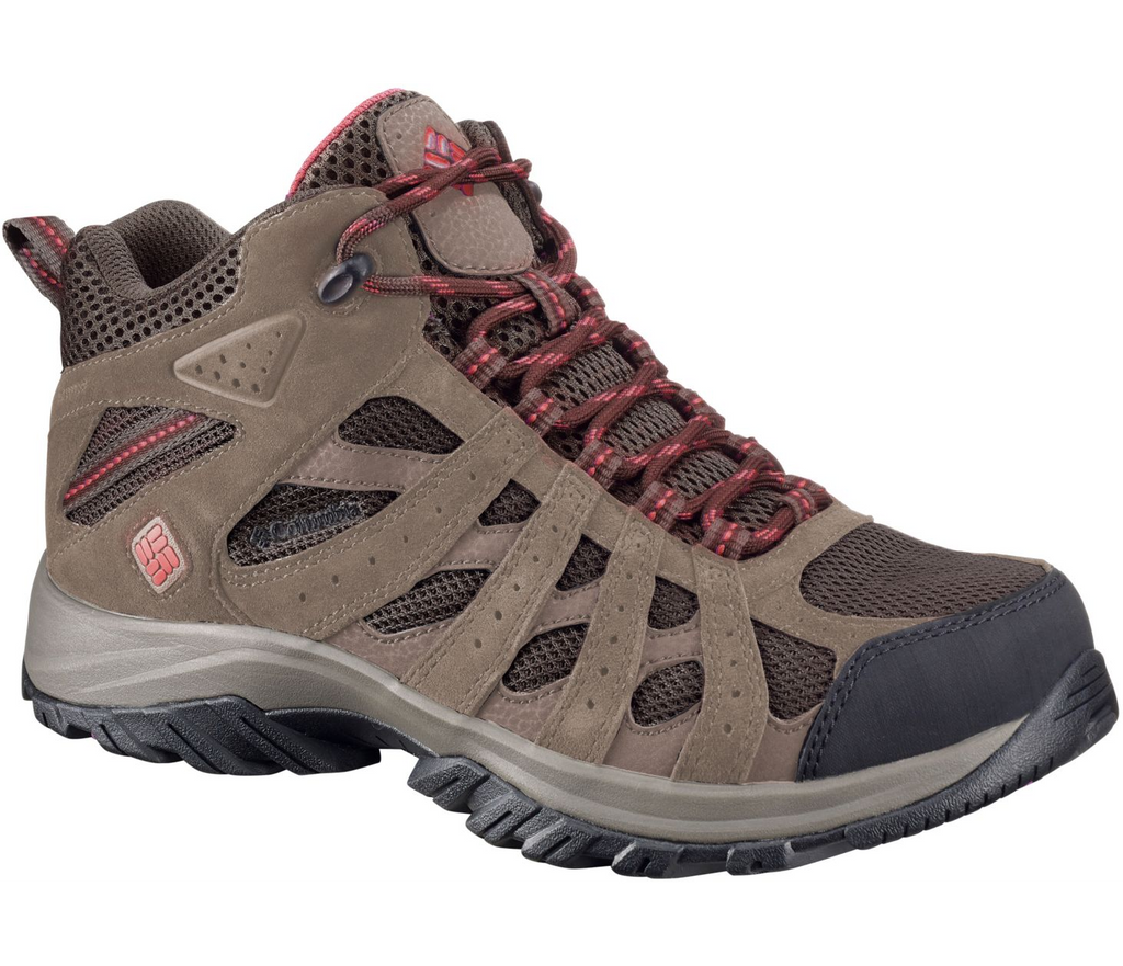 Columbia Womens Canyon Point Waterproof Mid Boots