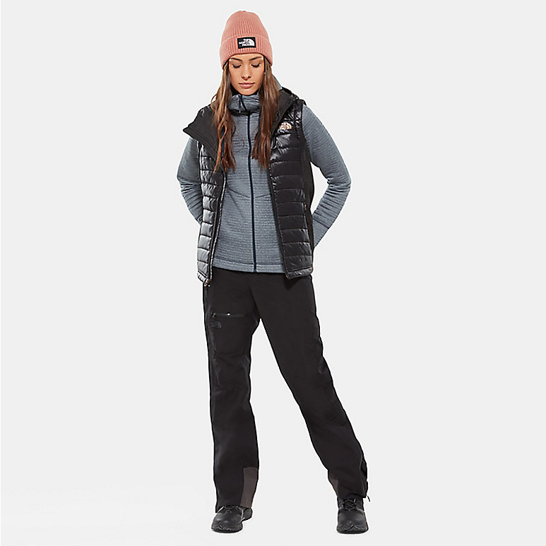 480138734 The North Face Womens Hikesteller Midlayer Jacket