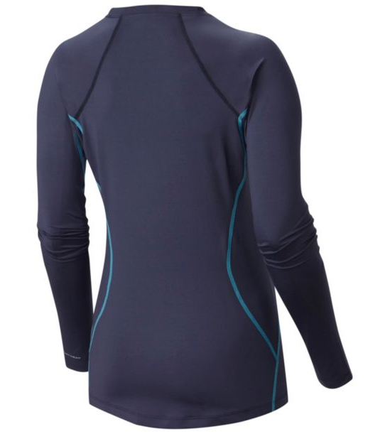 Columbia Womens Midweight II Long Sleeve Baselayer