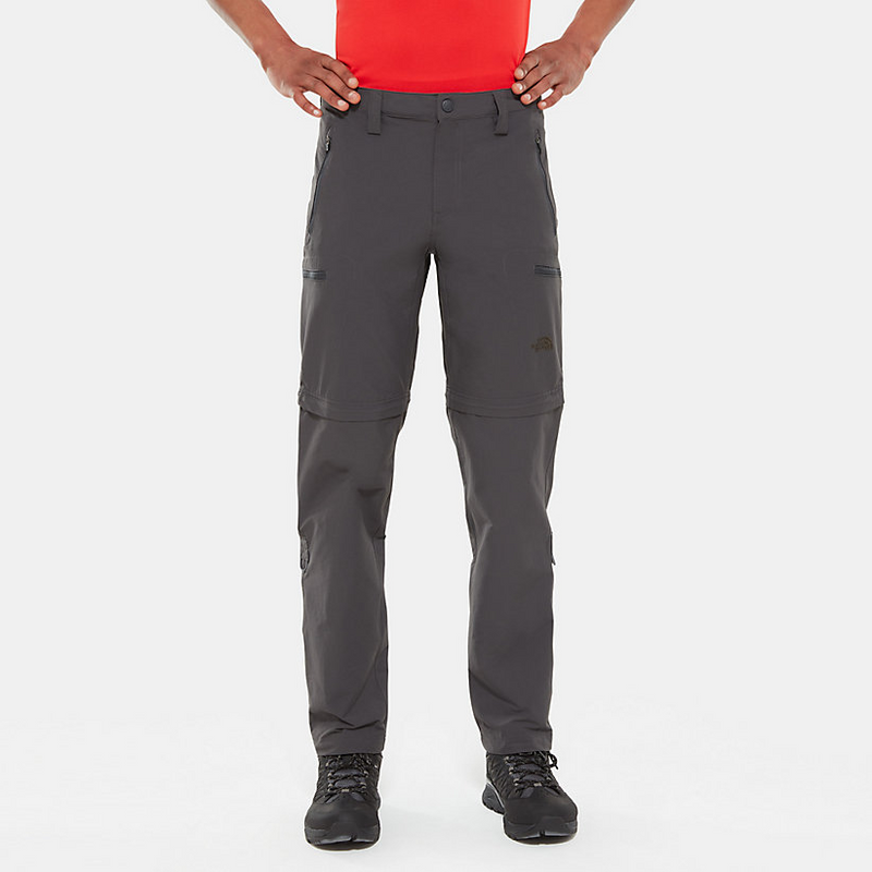The North Face Mens Exploration Convertible Pants