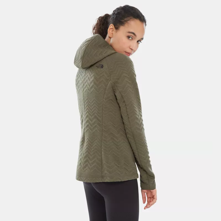 The North Face Womens Inlux Tech Midlayer Hoodie