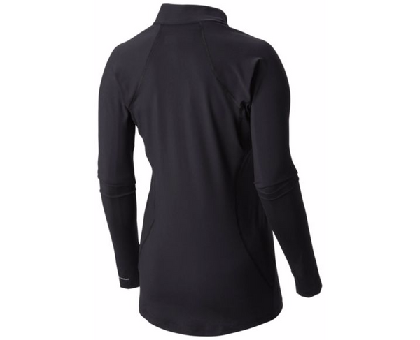 Columbia Womens Midweight Stretch Long Sleeve Half Zip Baselayer Top