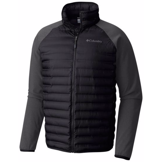 Columbia Mens Flash Forward Hybrid Jacket