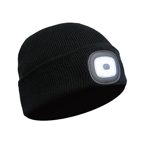 Summit Beanie Hat with LED Light