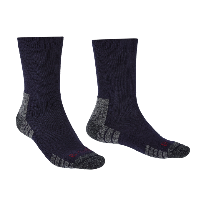 Bridgedale Mens Hike Lightweight Boot Merino Performance Socks
