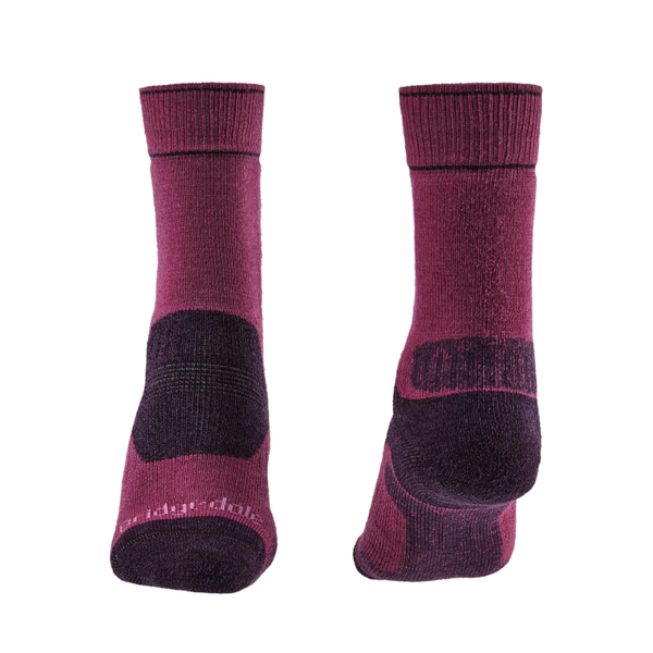 Bridgedale Womens Hike Midweight Boot Merino Performance Socks