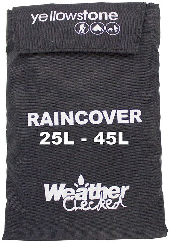 Yellowstone Backpack Rain Cover