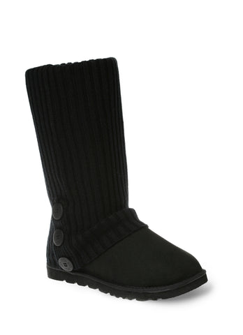 UGG CARDY SOCKS - BLACK
