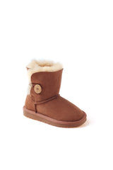 KIDS UGG BUTTON BOOTS
