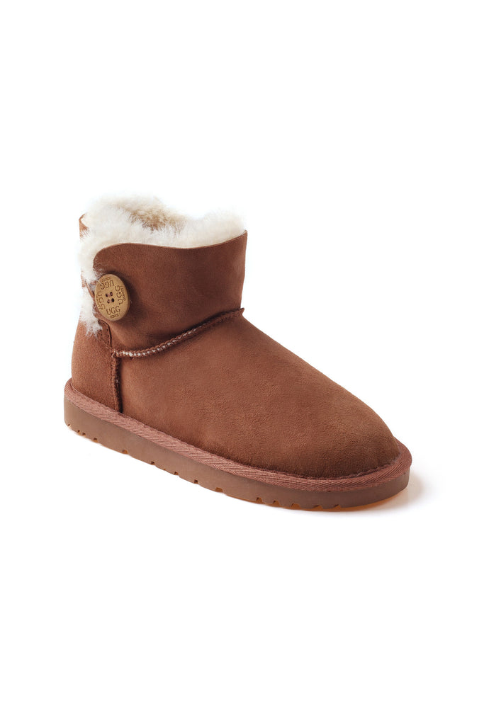 UGG MINI BUTTON BOOT