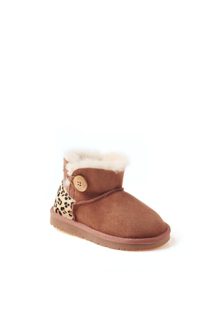 UGG KIDS MINI BUTTON BOOTS