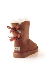 UGG TWO RIBBON BOOTS