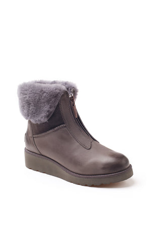 ABIR COLLAR ZIP BOOTS