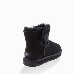 'NEW GENERATION' UGG LADIES CLASSIC MINI BUTTON BOOT