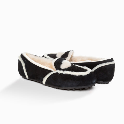 UGG EVE LOVE HEART LOAFER