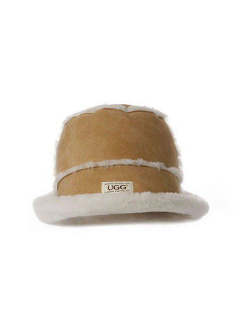 UGG FLAT TOP BUCKET HAT