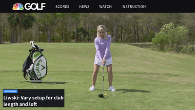 LPGA teaching professional Gia Liwski has great tips for golfers
