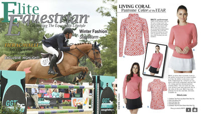 IBKUL featured on Elite Equestrian Magazine