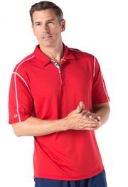 Solid Short Sleeve Polo 94000
