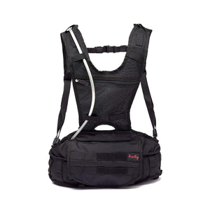 Henty Enduro 2.0 Hydration Pack - Black