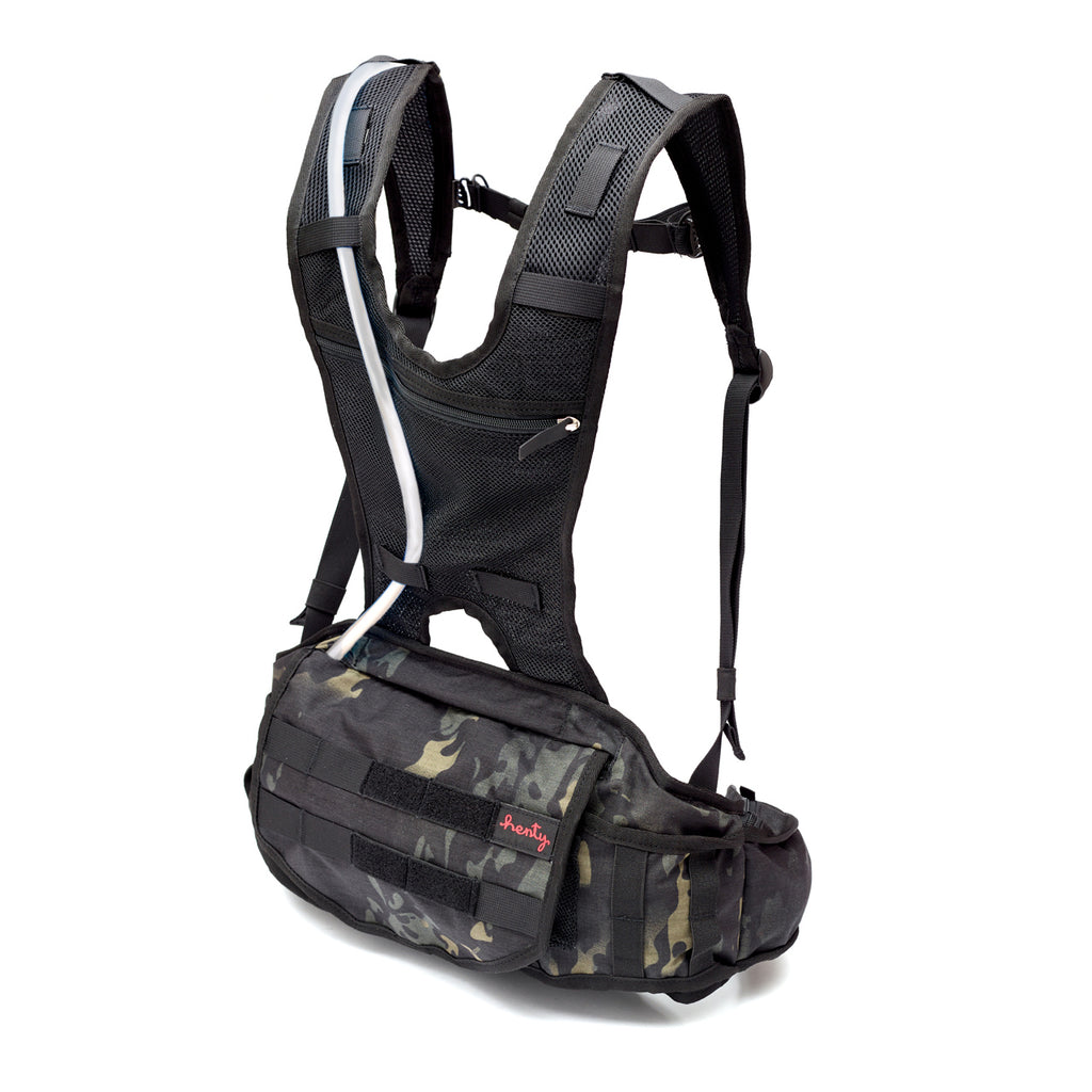 Henty Enduro 2.O Hydration Pack - Camo