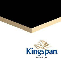 Kingspan Therma TR24 platdak plaat - Bitumen / glasvlies