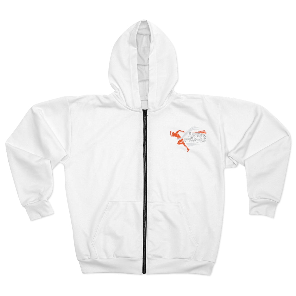 Zip Hoodie - Level Athletics