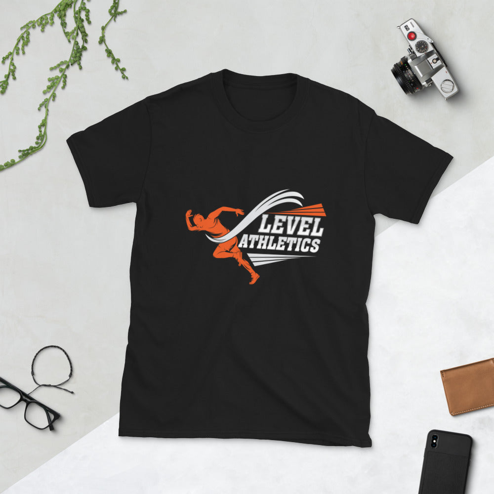 Men Logo Tee - Level Athletics