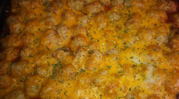 Cheeseburger Casserole for a Quick, Cozy Dinner