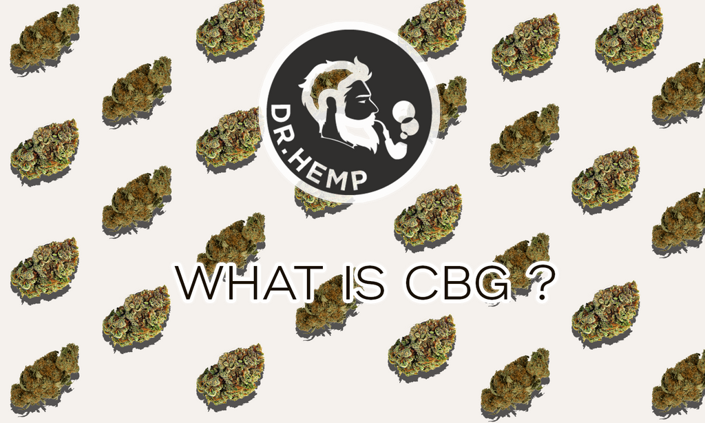 What is CBG flower ?