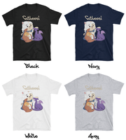 Catleesi - Everyday Colors T-Shirt