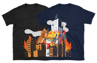 City Defence Cat - Everyday Colors T-Shirt