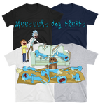 Meeseeks Dog Treats - Everyday Colors T-Shirt