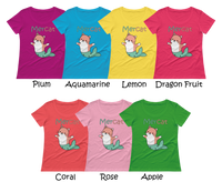 Mercat - Bold Colors Women's T-Shirt
