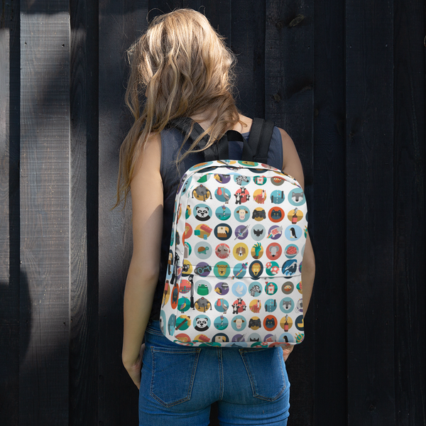 Zoologeek Backpack
