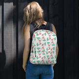 Mercat - Repeating Pattern Backpack