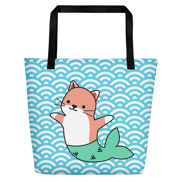 Mercat - Beach Bag