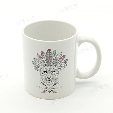 Mug Attrape Rêve <br> Lion - le-monde-des-attrapes-reves
