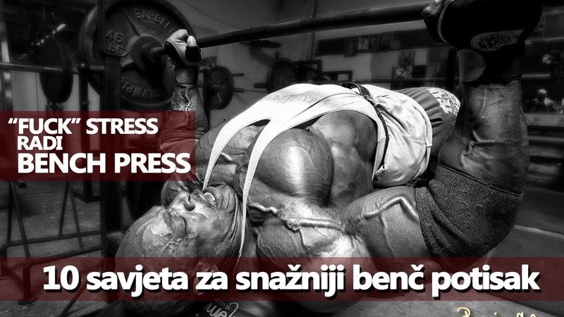 bench press muscle freak