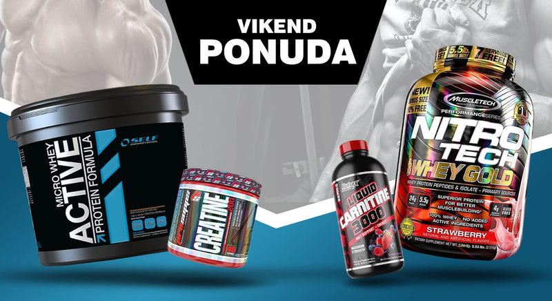 Ripped & Mega vikend!