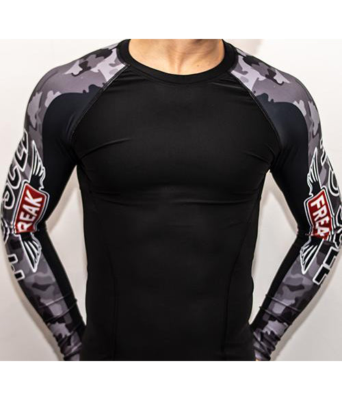 Muscle Freak Rashguard NOVI - Muscle Freak
