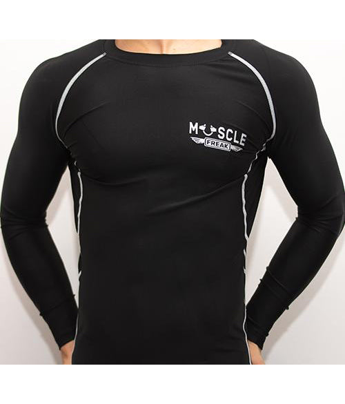 Muscle Freak Rashguard - Muscle Freak
