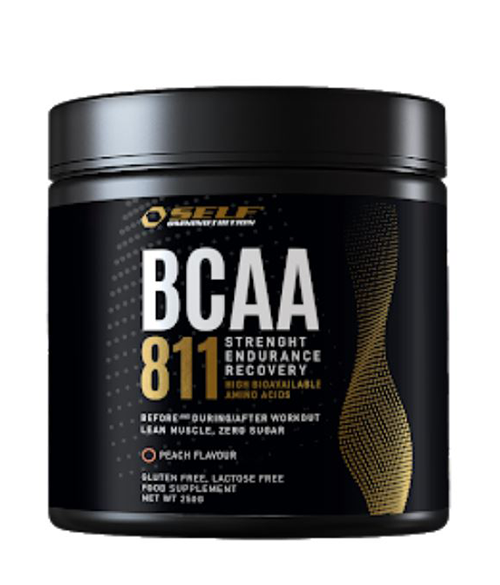 Self Omninutrition BCAA 8:1:1 250g