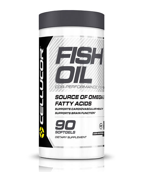 Cellucor Fish Oil - Muscle Freak