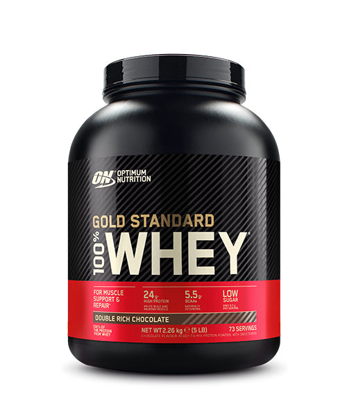 Optimum Nutrition Gold Standard 100% Whey - Muscle Freak