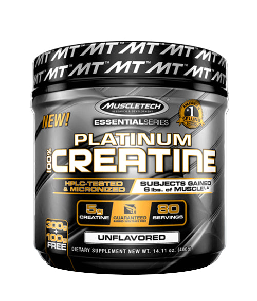 Muscletech Platinum Creatine - Muscle Freak