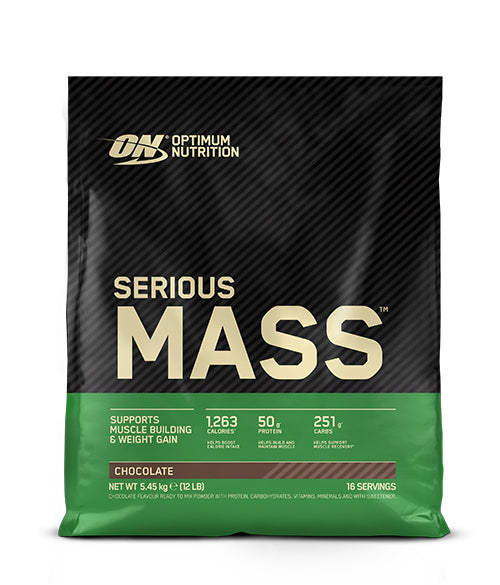 Optimum Nutrition Serious Mass - Muscle Freak