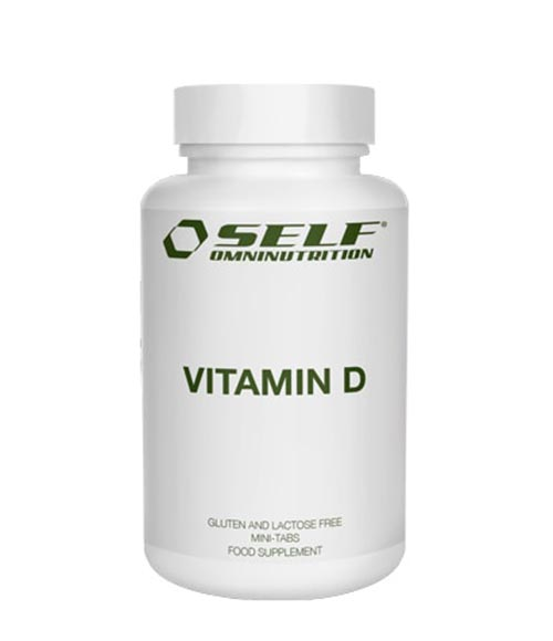 Self Omninutriton Vitamin D - Muscle Freak